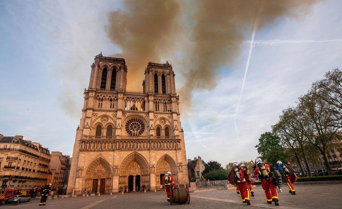 Paris'de çıkan yangınla ilgili savcı ne dedi?