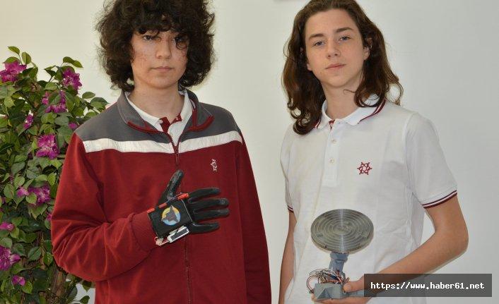 Liseli gençlerden fizik tedavi hastalarına umut olacak proje
