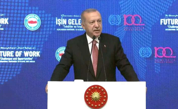 Erdoğan'dan İstanbul seçim sonucu ile ilgili ilk açıklama