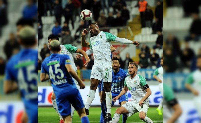 Kasımpaşa: 1 - Bursaspor: 1