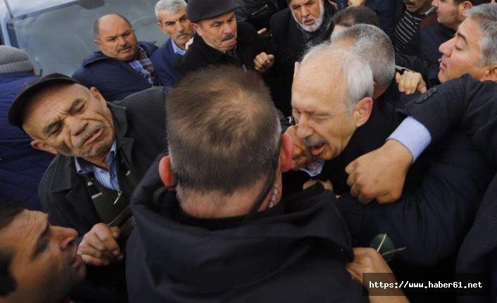 KIlıçdaroğlu'na yapılan saldırının yaşandığı köyün sakinlerinden açıklama: Onlar bizim köyden değil