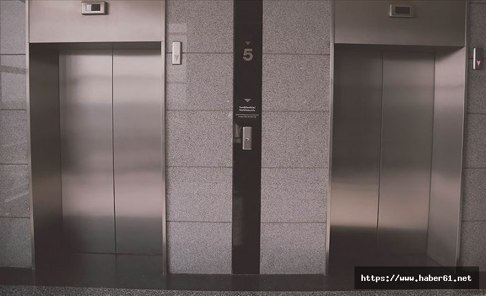 Asansör boşluğuna düşen polis memuru hayatını kaybetti