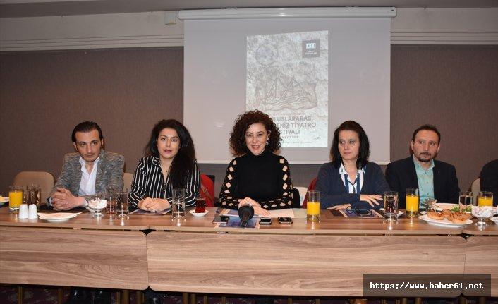 Trabzon tiyatro festivaline hazırlanıyor