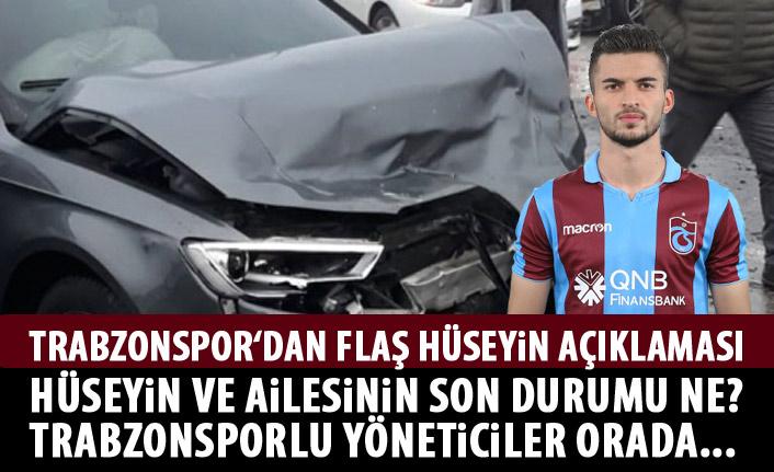 Trabzonspor'dan Hüseyin Türkmen açıklaması! İvedilikle intikal ettik!