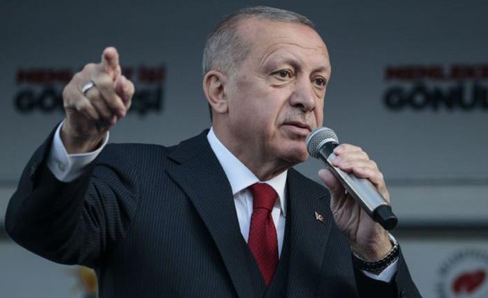"""Erdoğan: """"Sizler bizim geleceğimizin teminatı, yarınlarımızın umudusunuz"""""""