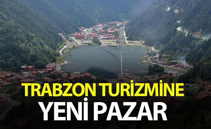 Trabzon turizmine yeni pazar - O ülkeye açılacak
