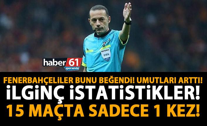 Cüneyt Çakır'ın Trabzonspor karnesi