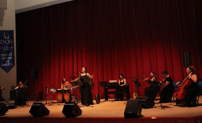 Operada Karadeniz Türküleri bir başka güzel