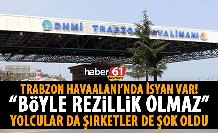 "Trabzon'da yolcular isyanda! ""Resmen eziyet"""