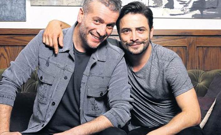 Ahmet Kural ve Murat Cemcir' den yeni dizi ile ekranlara dönmeleri bekleniyor