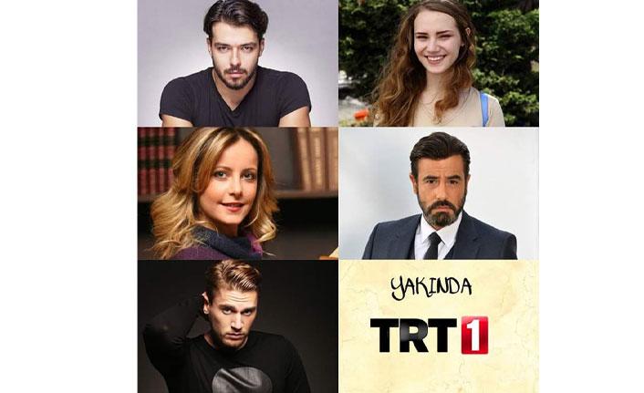 """TRT 1'in yeni dizi adayı """"Sıfır Noktası"""""""