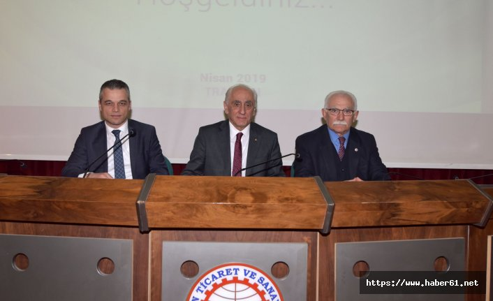 TTSO Nisan ayı meclis toplantısı yapıldı