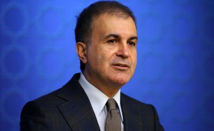 AK Parti sözcüsü Çelik'ten CHP'ye yanıt
