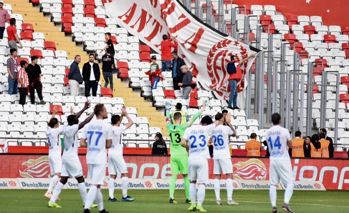 BB Erzurumspor deplasmanda berabere!