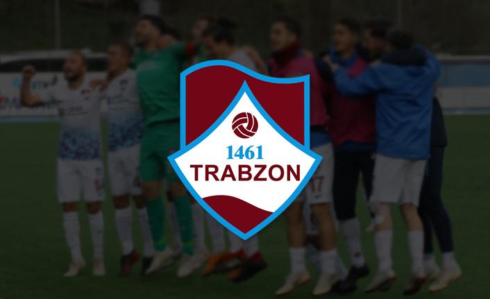 1461 Trabzon 9 kişi beraberliği kurtardı!