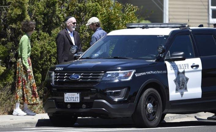ABD'de sinagoga saldırı! 1 ölü, 3 yaralı