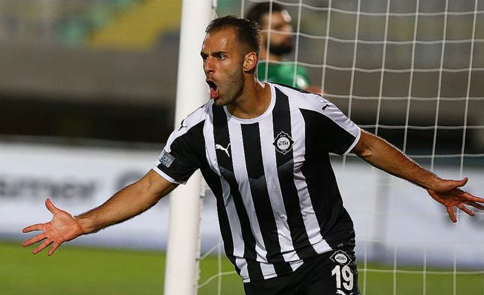 Marco Paixao, 1. Lig tarihine geçti