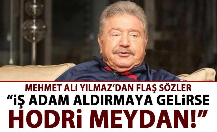 Mehmet Ali Yılmaz 'Ali Koç'tan açıklama bekliyorum'