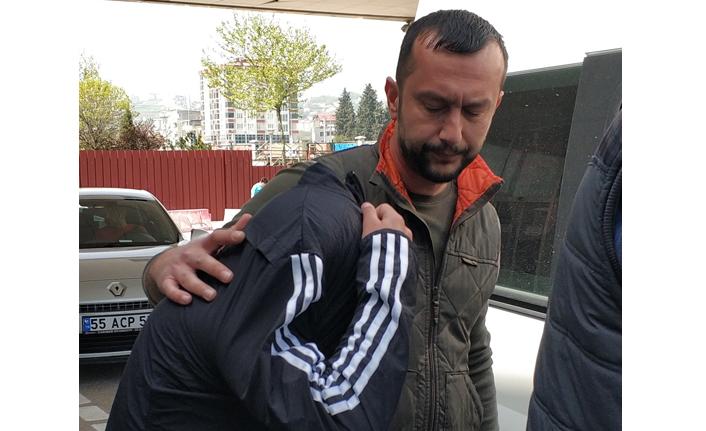Samsun'da bıçaklı kavga: 1 kişi tutuklu