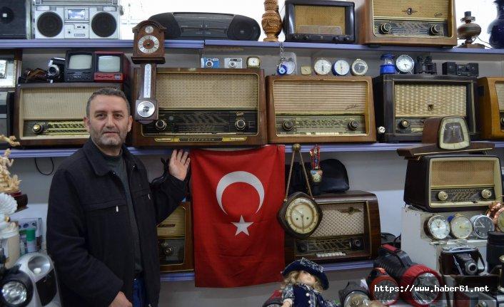 Avrasya Çarşısı antikacıların uğrak yeri