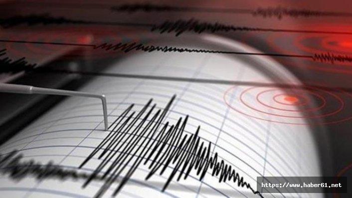 Ege'de deprem korkuttu