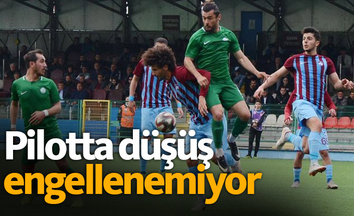 1461 Trabzon'da düşüş engellenemiyor