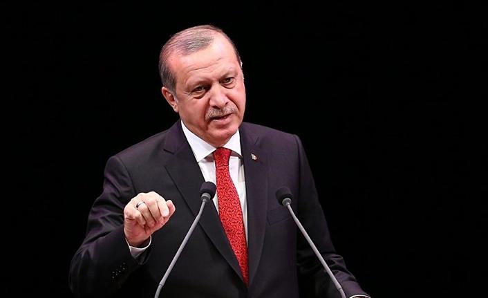 """Erdoğan: """"Halkın egemen olduğu..."""""""
