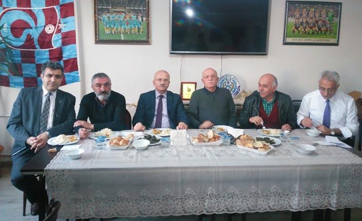 Trabzon'daki Bayburtlular buluştu