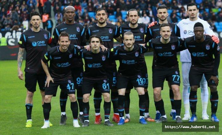 Trabzonspor'dan 8 yılın en iyi performansı