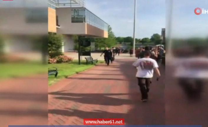 ABD'de ünivetsitede silahlı saldırı