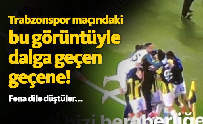 Fenerbahçelilerin beraberliğe sevinmesi dile düştü!