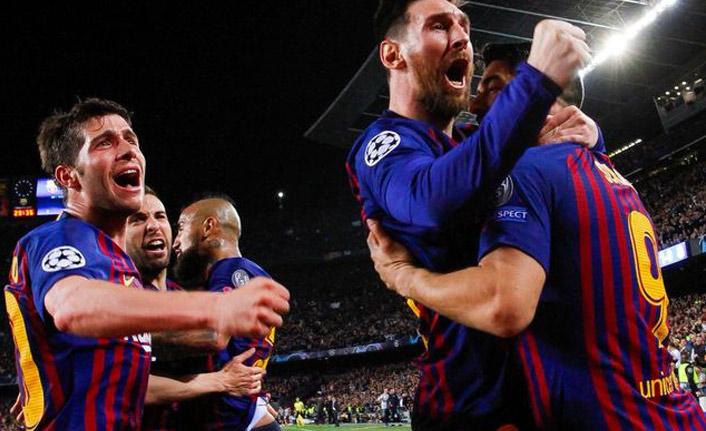 Barcelona Liverpool'u dağıttı