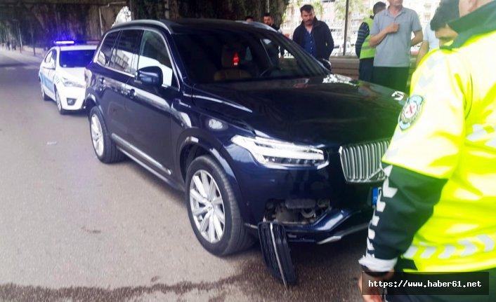 Otomobilin çarptığı Iraklı kadın öldü