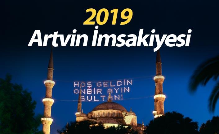 Artvin İmsakiyesi 2019- Artvin iftar saati
