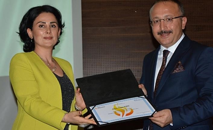 """""""Bir Kardeşlik Türküsü Anadolu"""" söyleşisi gerçekleştirildi"""