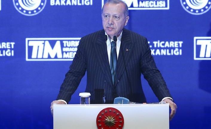 """Cumhurbaşkanı Erdoğan: """"Dijital ekonomiyi hızlandırmış bulunuyoruz"""""""