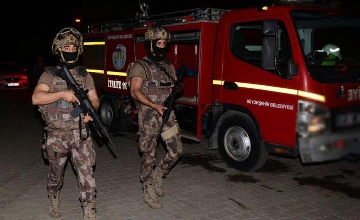 Okulda patlama sesi polisi alarma geçirdi