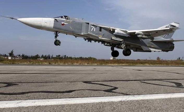 Rusya'nın Suriye'deki hava üssüne saldırı