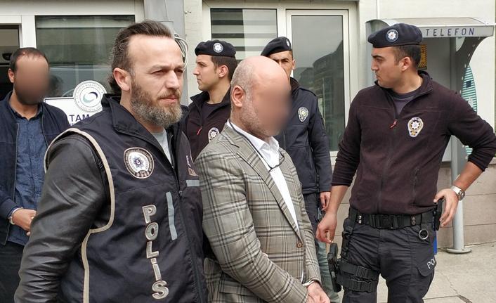 Samsun'da organize suç örgütüne yönelik operasyona 9 tutuklama
