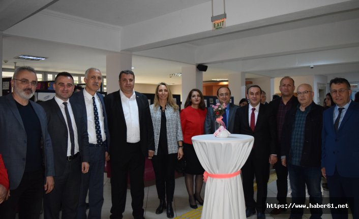 Trabzon İMKB MTAL Grafik ve Fotoğraf Alanı sergisi düzenlendi