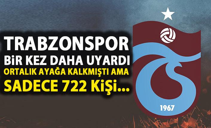 Trabzonspor'dan kritik uyarı! Son 20 gün!