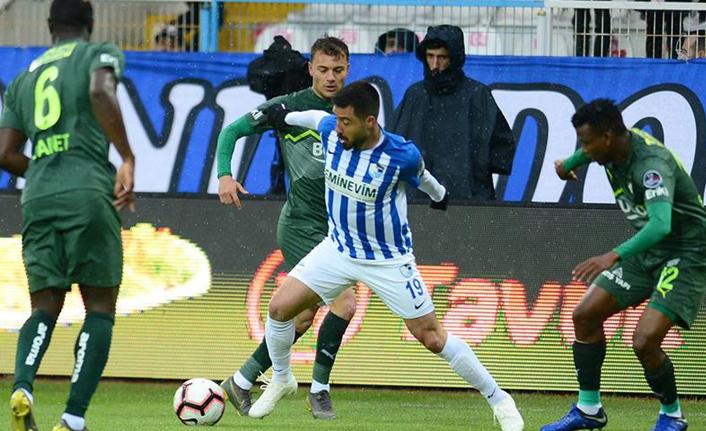 Bursaspor, Erzurum deplasmanında kaybetti!