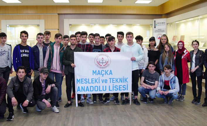 İpekyolu Müzesi öğrencileri ağırladı