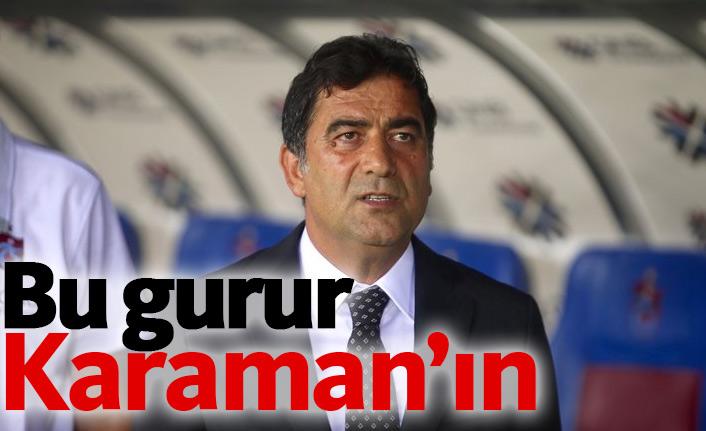 Trabzonspor 3 yıl sonra Karaman'la Avrupa'ya...