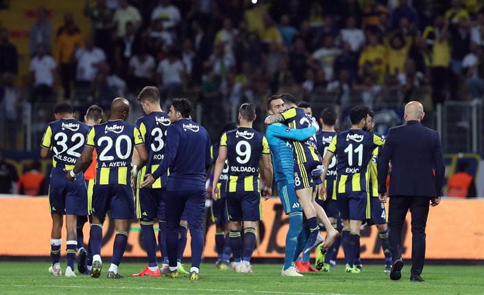 Fenerbahçe, Kasımpaşa'yı mağlup etti!