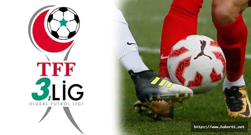 TFF 3. Lig'e yükselen takımlar belli oldu