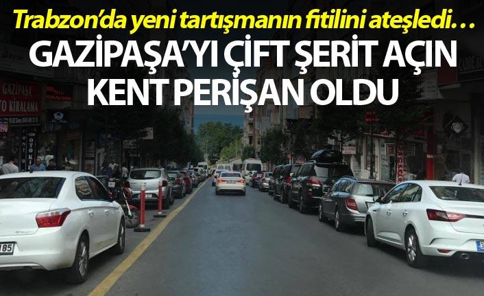 Trabzon'da yeni tartışmanın fitilini ateşledi