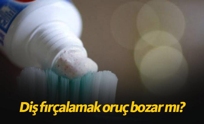 Diş fırçalarken diş macunu yutmak, diş fırçalamak orucu bozar mı? Diyanet fetvası ne diyor?