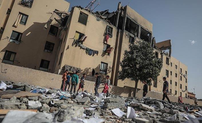 Gazze'de ateşkesin ardından sükunet hakim