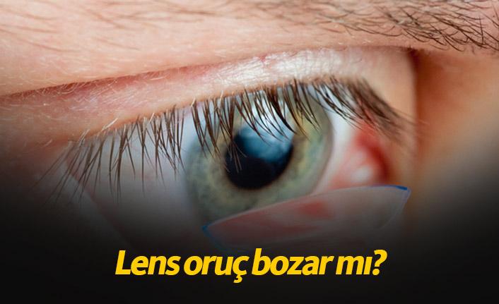 Kontakt lens takmak kullanmak orucu bozar mı? Nihat Hatipoğlu nasıl yanıtladı?